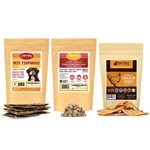 Raw Paws Essential Treat Pack for Dogs