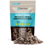 Freeze Dried Lamb Liver Treats for Dogs & Cats, 4 oz