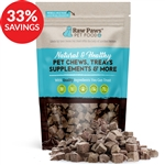 Freeze Dried Lamb Liver Treats for Dogs & Cats (Bundle Deal)