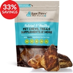 Smoked Beef Knee Cap Bones for Dogs (Bundle Deal)