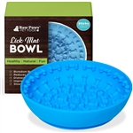 Slow Feeder Lick Mat Bowl for Dogs & Cats