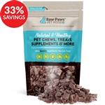 Freeze Dried Lamb Heart Treats for Dogs & Cats (Bundle Deal)