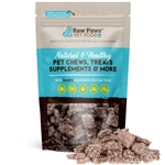 Raw Paws Freeze Dried Lamb Treats for Dogs & Cats, 4 oz