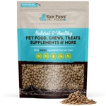 Raw Paws Organic Chicken Grain-Free Nutrient Rich Kibble for Dogs, 8 lbs