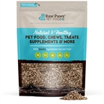 Raw Paws Grain-Free Beef Kibble Infused with Raw Freeze Dried Complete Beef, 8 lbs