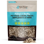 Raw Paws Grain-Free Beef Kibble Infused with Raw Freeze Dried Green Tripe, 8 lbs