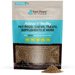 Raw Paws Grain-Free Salmon Nutrient Rich Kibble for Cats, 8 lbs