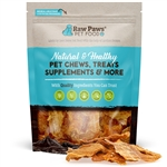 Raw Paws Chicken Breast Jerky Treats for Dogs, 8 oz