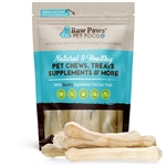 "Compressed Rawhide Bones, 6"" - 5 ct"