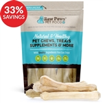 "Compressed Rawhide Bones, 6"" (Bundle Deal)"