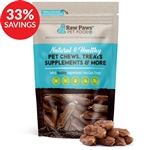 Soft Beef Sausage Treats for Dogs & Cats (Bundle Deal)