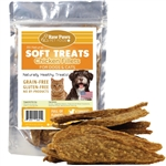 Raw Paws Soft Chicken Fillet Treats for Dogs & Cats, 6 oz