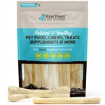 Compressed Rawhide Chew Pack for Large Dogs