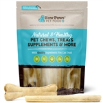 Compressed Rawhide Chew Pack for Medium Dogs