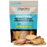 Raw Paws Gourmet Sweet Potato Chip Dog Treats,  8 oz