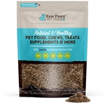 Raw Paws Premium Chicken Recipe Kibble for Puppies, 8 lbs