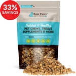 Raw Paws Sweet Potato Training Treats for Dogs (Bundle Deal)