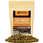 Raw Paws Grain-Free Crunchy Chicken Cat Treats, 4 oz