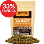 Raw Paws Grain-Free Crunchy Chicken Cat Treats (Bundle Deal)
