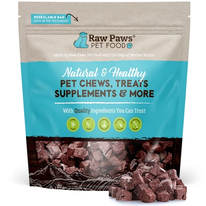 Lamb Lung Treats for Dogs & Cats, 8 oz