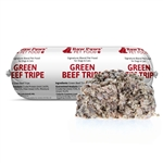 Raw Paws Ground Green Beef Tripe for Dogs & Cats
