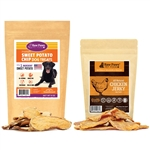 Raw Paws Chicken Jerky & Sweet Potato Variety Treat Pack