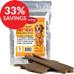 Raw Paws Tender Beef Jerky Treats for Dogs (Bundle Deal)