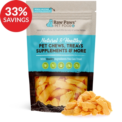 Freeze Dried Wisconsin Cheddar Cheese Dog Treats (Bundle Deal)