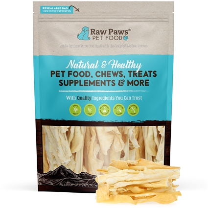 Lamb Rawhide Treats for Dogs, 16 oz