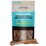 Natural Lamb Pizzle Twist Treats for Dogs, 10 ct
