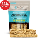 5-inch Beef Tripe Twist Treats (Bundle Deal)