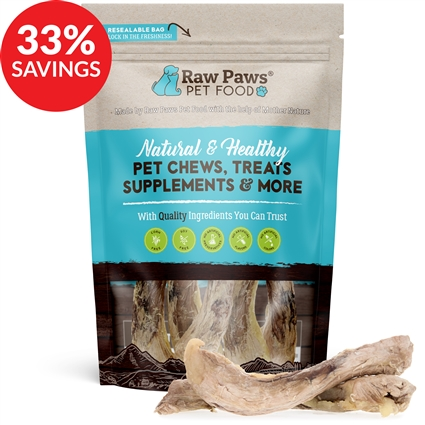 Freeze Dried Duck Necks for Dogs (Bundle Deal)