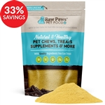 Raw Paws Organic Hip and Joint Green Lipped Mussel Supplement Powder (Bundle Deal)