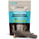 "Raw Paws 6"" Green Beef Tripe Twist Treats, 5 ct"