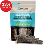 "Raw Paws 6"" Green Beef Tripe Twist Treats (Bundle Deal)"