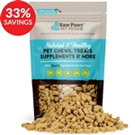Raw Paws Crunchy Sweet Potato Treats for Dogs (Bundle Deal)