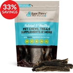 Raw Paws 6-inch Green Lamb Tripe Sticks (Bundle Deal)