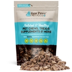 Freeze Dried Diced Chicken Liver Treats for Dogs & Cats, 4 oz