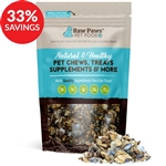 Freeze Dried Diced Sardine Treats for Dogs & Cats (Bundle Deal)
