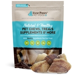 Natural Cow Hooves for Dogs, 10 ct