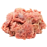 Raw Paws Higher Fat Ground Beef for Dogs & Cats, 2 lbs