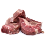 Meaty Beef Neck Bones for Dogs, 5 lbs