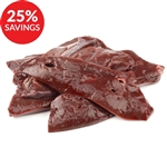 Beef Liver for Dogs & Cats (Bundle Deal)