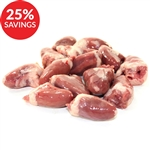 Chicken Hearts for Dogs & Cats (Bundle Deal)