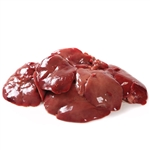 Chicken Liver for Dogs & Cats, 2 lbs