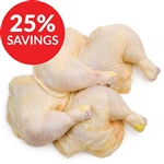 Chicken Leg Quarters for Dogs (Bundle Deal)