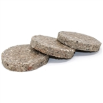 Raw Paws Signature Green Beef Tripe Patties for Dogs & Cats, 8 oz - 10 ct