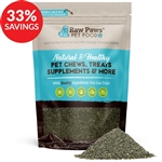 Raw Paws Mineral-Rich Organic Sea Kelp Daily Supplement (Bundle Deal)