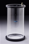 "Labconco 7318700 Clear Chamber, Tall, 12.0 "" dia. x 24.6 "" h"