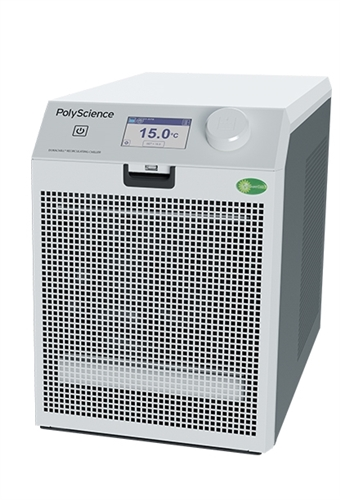 Polyscience CA10A3P2-41AA1N Durachill Chiller with Positive Displacement Pump, -10 to 70°C 2900W 120VAC